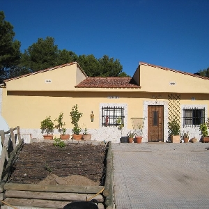 Country house in Banyeres de Mariola