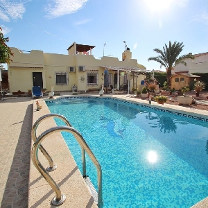 Detached villa, torrevieja